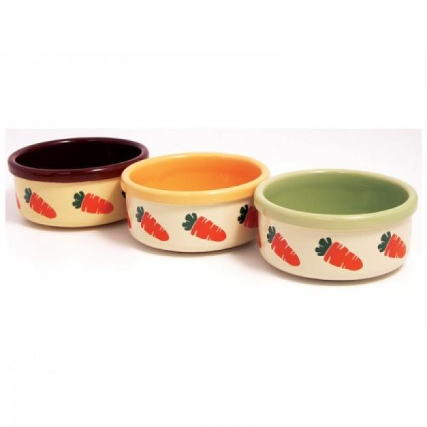 Carrot 5 inch  bowl