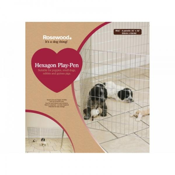 Play Pen-Hexagon