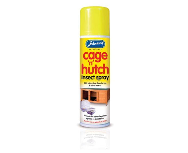 Cage & Hutch Spray-250ml