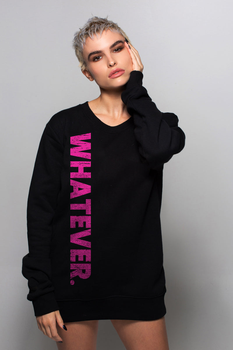 Sknhead Streetwear Whatever Sweatshirt - Sknhead Street Wear