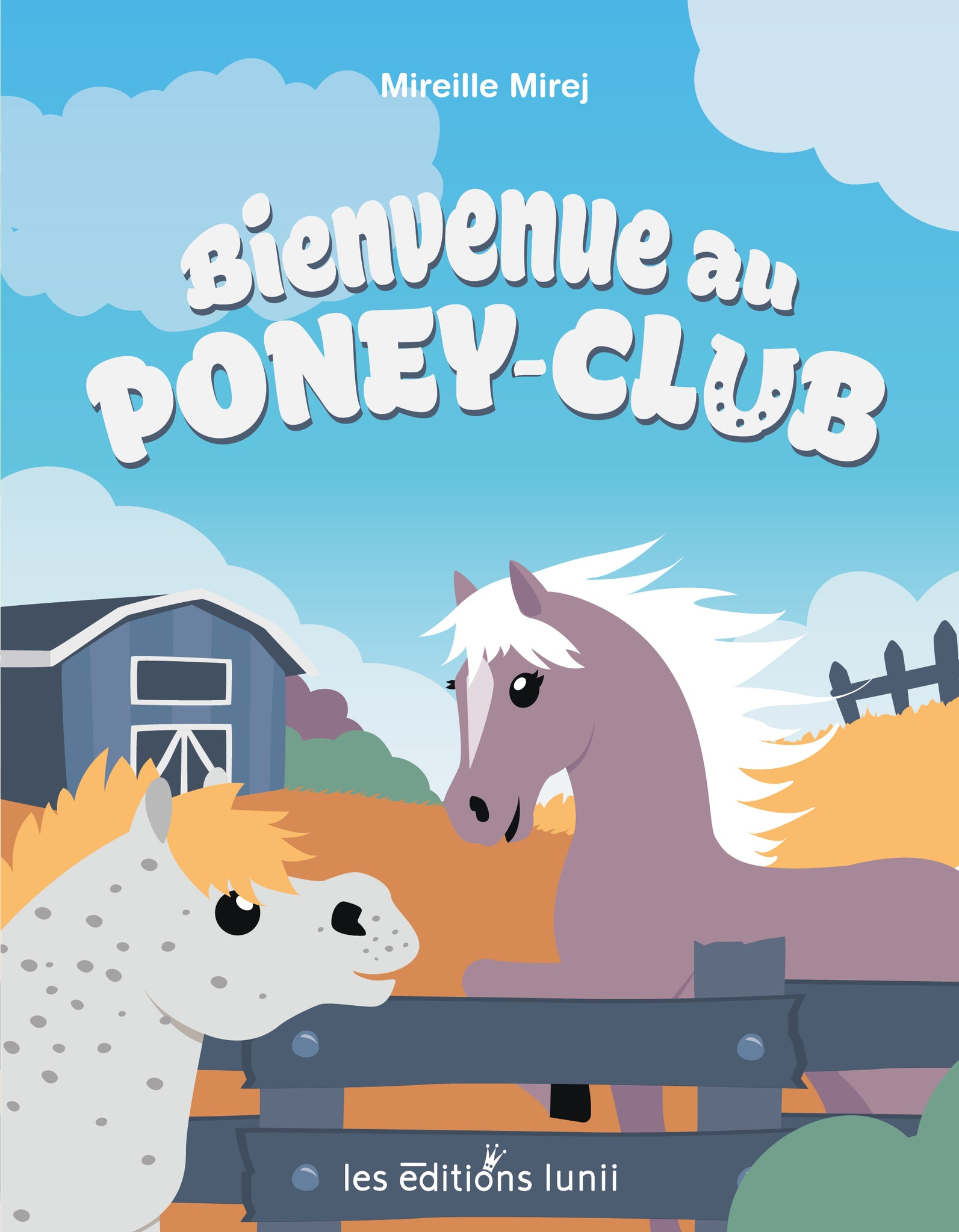 Bienvenue au Poney-Club