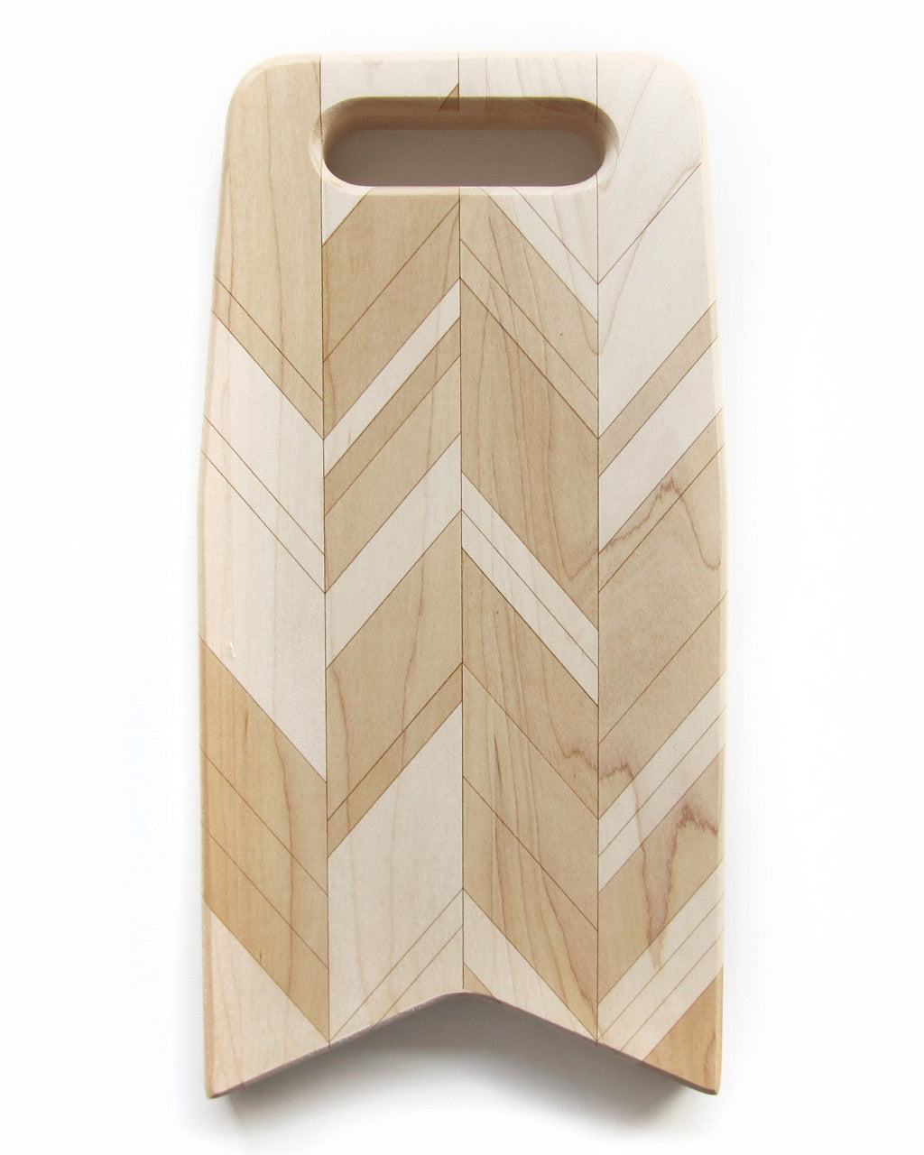 AHeirloom Herringbone Flag Cutting Board - AHeirloom