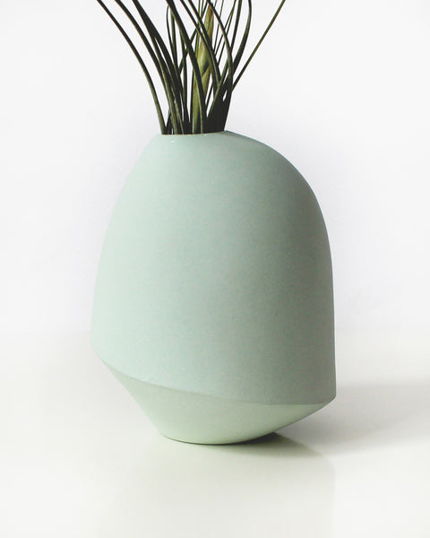 Bean & Bailey Mint Birdie Bud Vase - Bean & Bailey