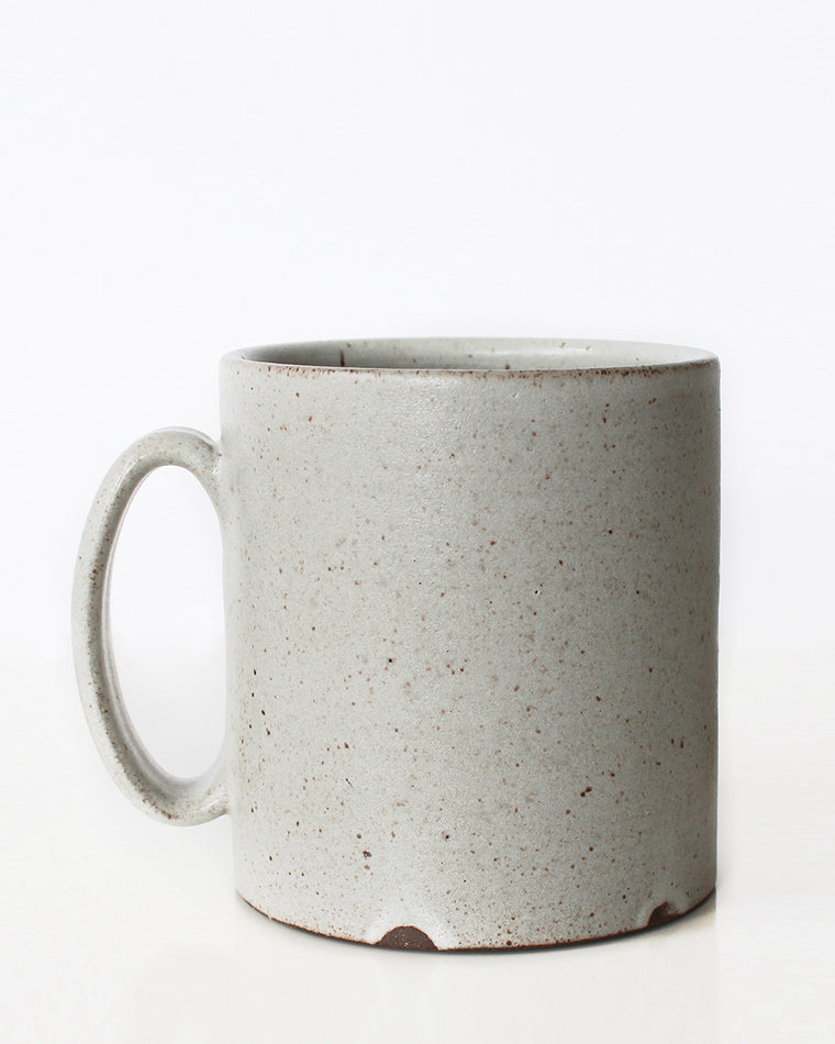 Gray Speckle Coffee Mug