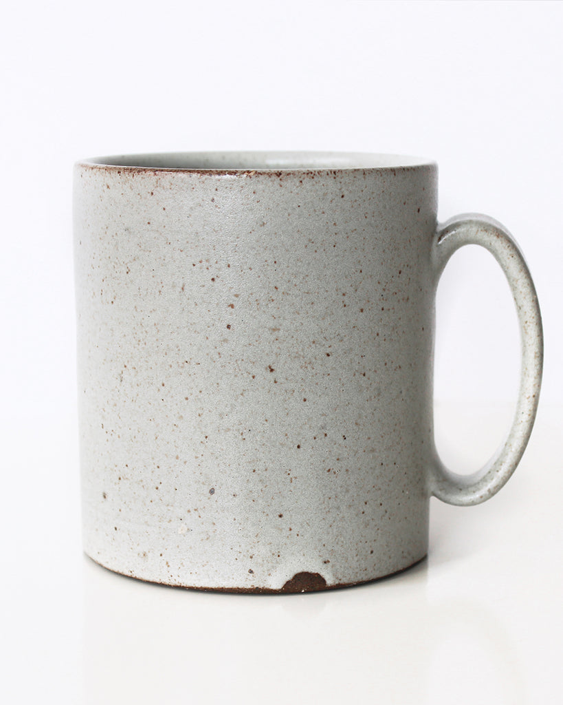 Gray Speckle Coffee Mug | Bombabird