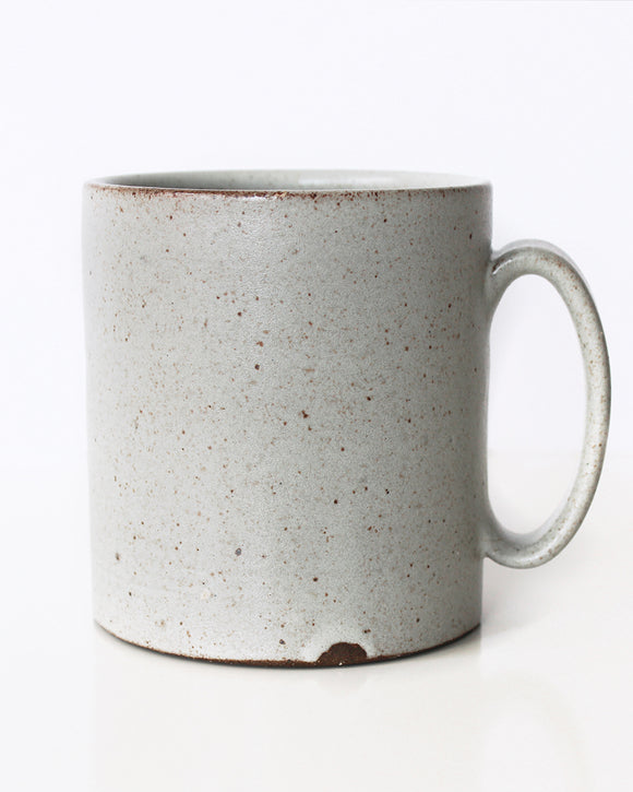 Gray Speckle Coffee Mug - Bombabird