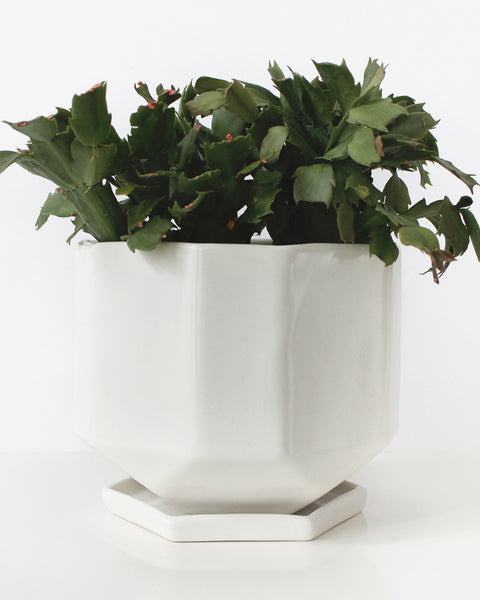 Convivial Production Large Riveted Planter