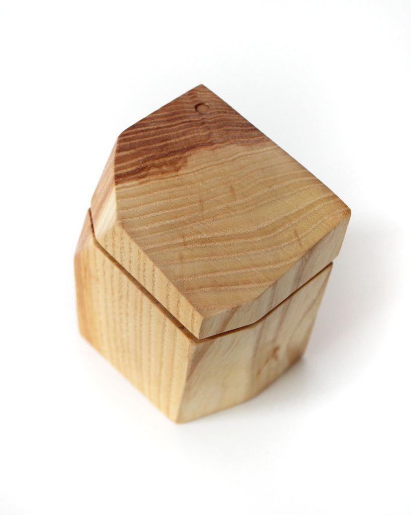 Trinket Box, Larger, Oak I