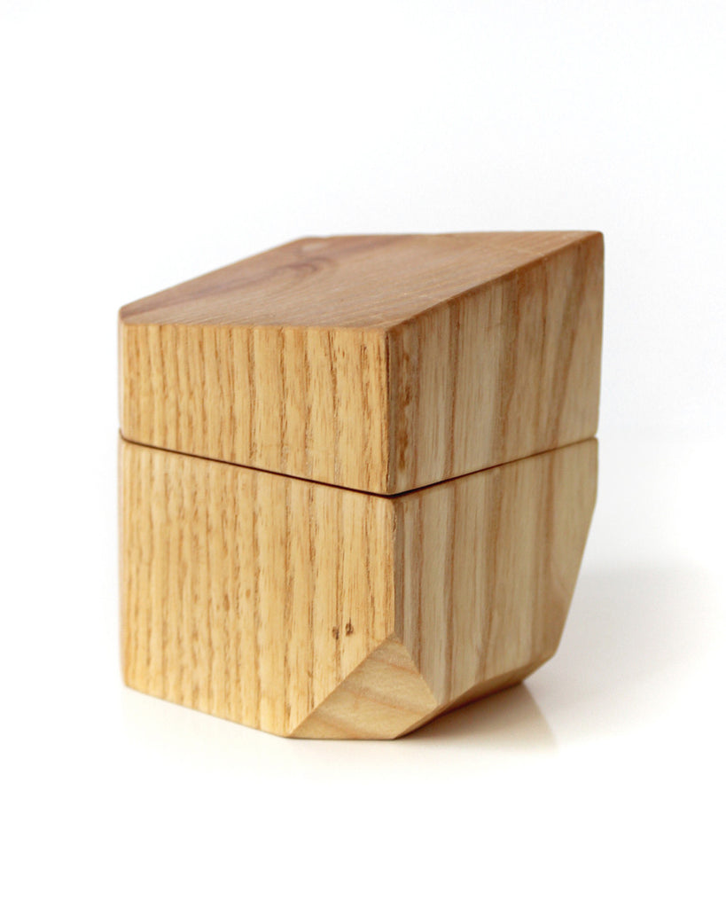 Trinket Box, Larger, Oak II