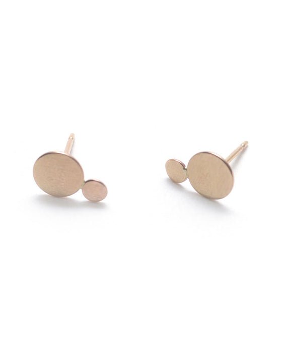 Iota Post Earrings - Favor Jewelry