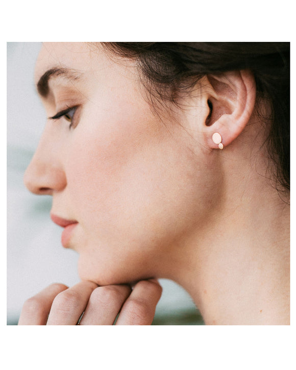Iota Post Earrings