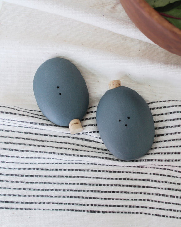 Pebble Salt & Pepper Shakers | Pigeon Toe