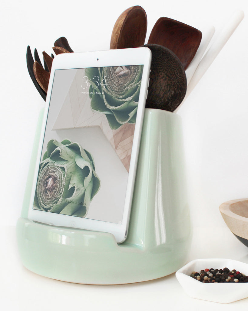 Mint Kitchen Dock | Stak Ceramics