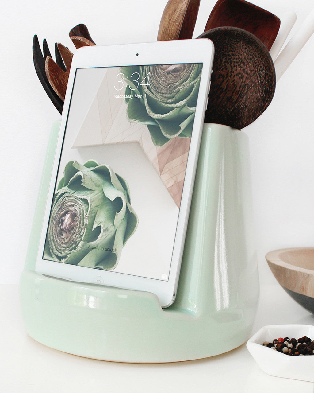 ... Mint Kitchen Dock | Stak Ceramics ...