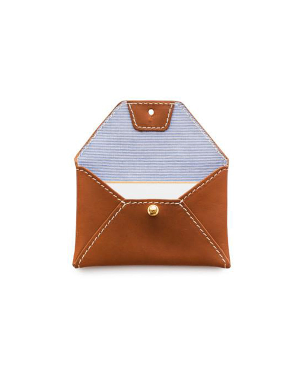 Leather Business Card Holder - Everything Ren