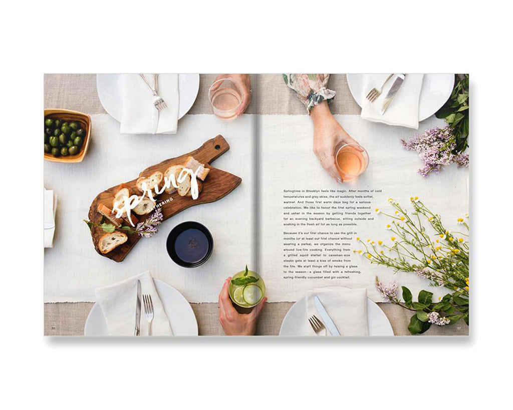 W&P Design Host: A Modern Guide to Eating, Drinking and Feeding Your Friends