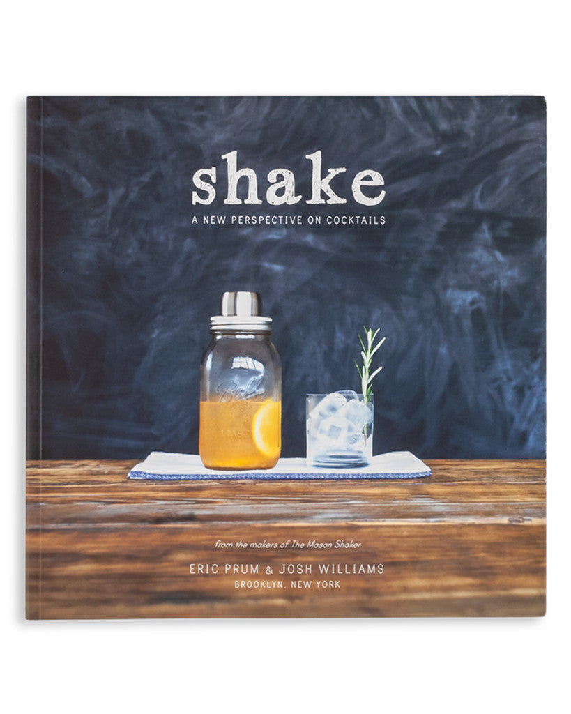 W&P Design Shake: A New Perspective on Cocktails