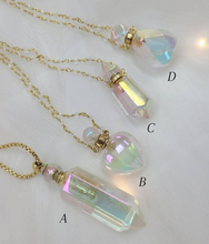 Load image into Gallery viewer, Angel Aura Essential Oil Necklace - choose your style