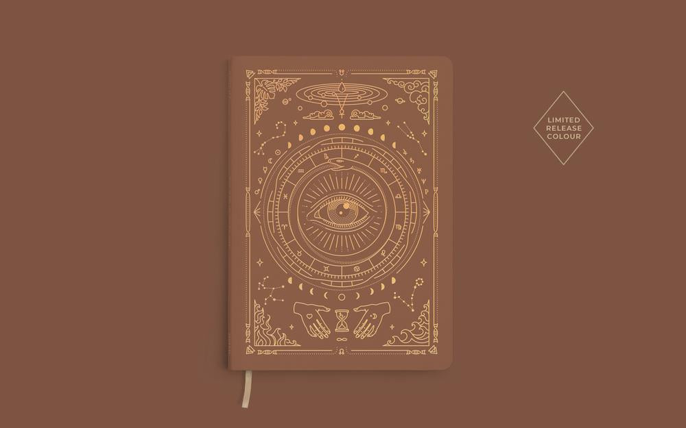'Magic of I' Vegan Leather Journal