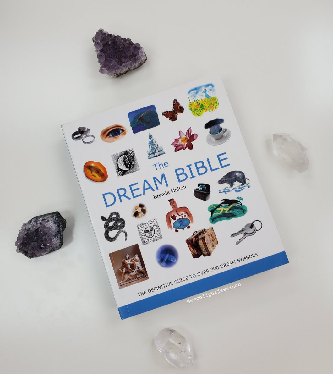 Dream Bible - The Definitive Guide to Over 300 Dream Symbols