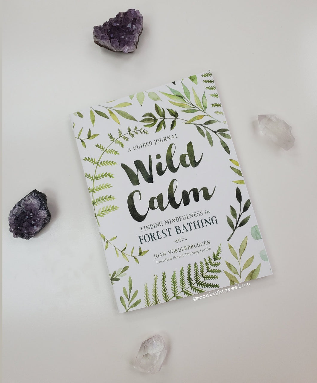Wild Calm - Finding Mindfulness in Forest Bathing: A Guided Journal