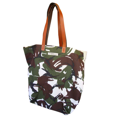camouflage SHOPPER