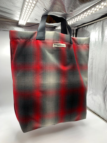 Red/black SHOPPER