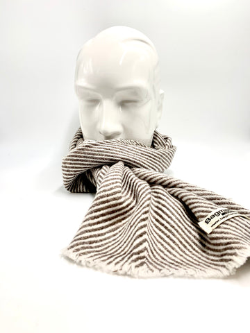 Stripes Cashmere scarf