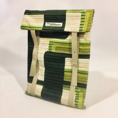 Green vintage Laptop Sleeve