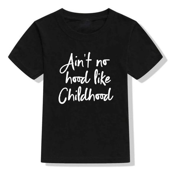 Tricou dama negru Like Childhood