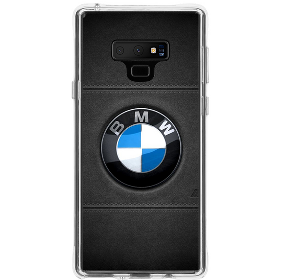 Husa Samsung Galaxy Note 9 BMW Logo - inKing.ro