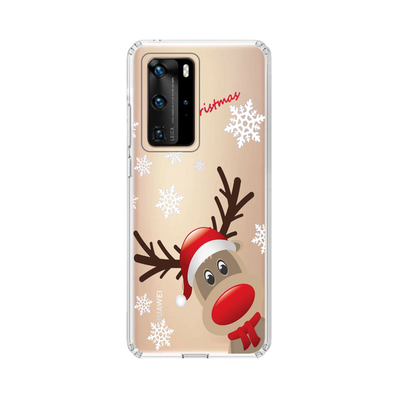 Husa Huawei de Craciun Welcome Winter