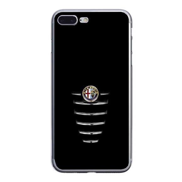 Husa iPhone 7 Plus Alfa Romeo Logo