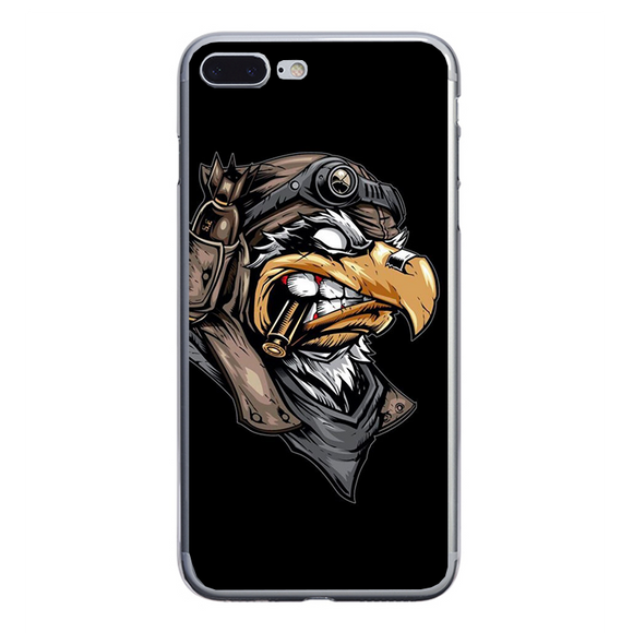 Husa iPhone 7 Plus Army Eagle
