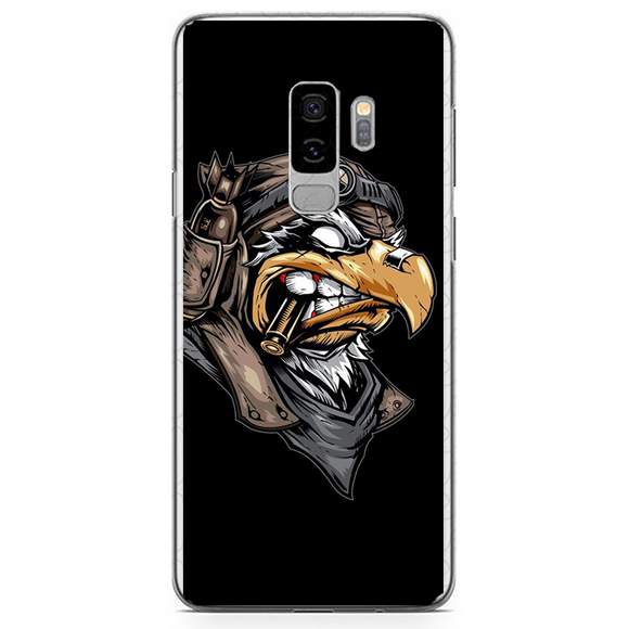 Husa Samsung Galaxy S9 Plus Army Eagle - inKing.ro
