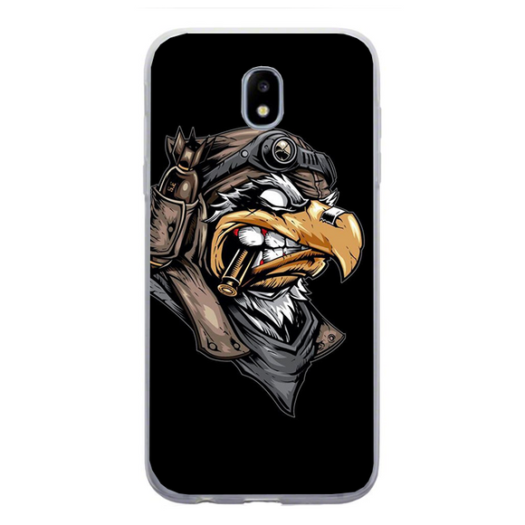 Husa Samsung Galaxy J7 2017 Army Eagle - inKing.ro