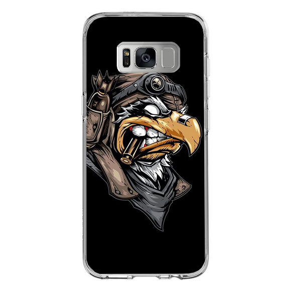 Husa Samsung Galaxy S8 Plus Army Eagle, Huse, inKing.ro, inKing.ro