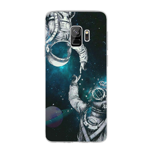 Husa Samsung Galaxy S9 Astronaut and Scubadiver - inKing.ro
