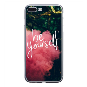 Husa iPhone 7 Plus Be yourself