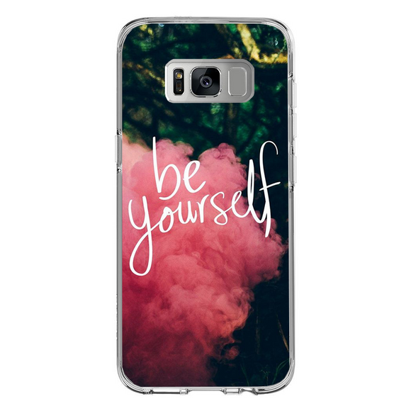 Husa Samsung Galaxy S8 Plus Be yourself - inKing.ro