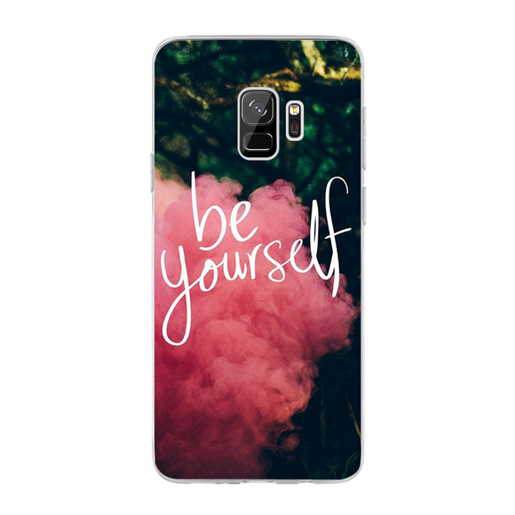 Husa Samsung Galaxy S9 Be yourself - inKing.ro