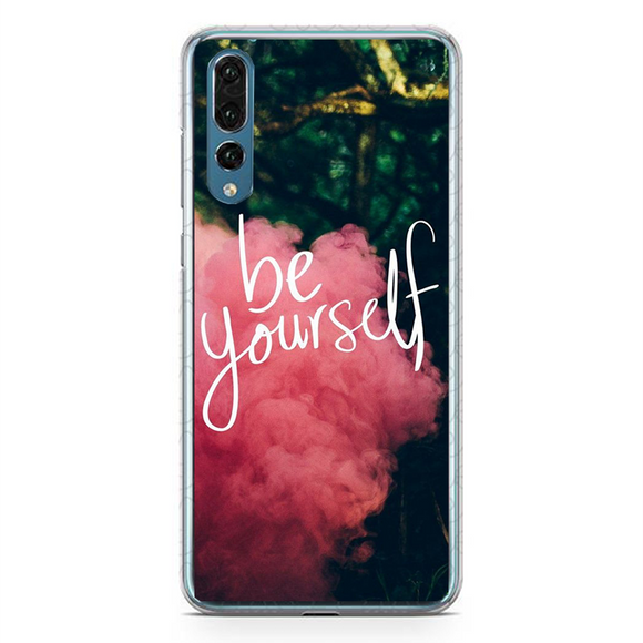 Husa Huawei P20 Be yourself, Huse, inKing.ro, inKing.ro