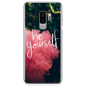 Husa Samsung Galaxy S9 Plus Be yourself, Huse, inKing.ro, inKing.ro