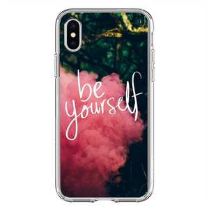 Husa iPhone X Be yourself