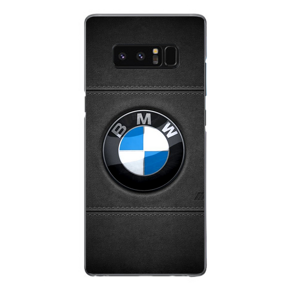 Husa Samsung Galaxy Note 8 BMW LOGO - inKing.ro