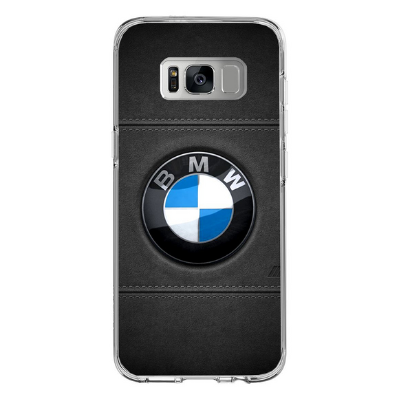 Husa Samsung Galaxy S8 Plus BMW Logo - inKing.ro