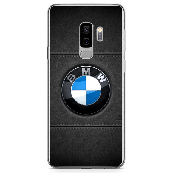 Husa Samsung Galaxy S9 Plus BMW Logo - inKing.ro