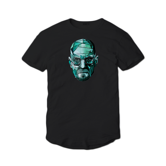 Tricou negru Breaking Bad