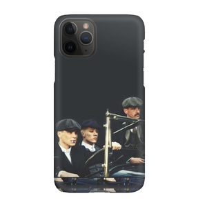 Husa iPhone Peaky Blinders Shelby Brothers