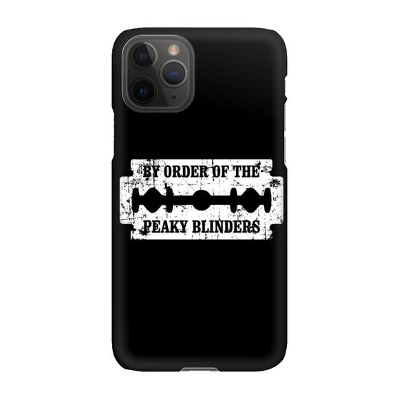 Husa iPhone Peaky Blinders By Order